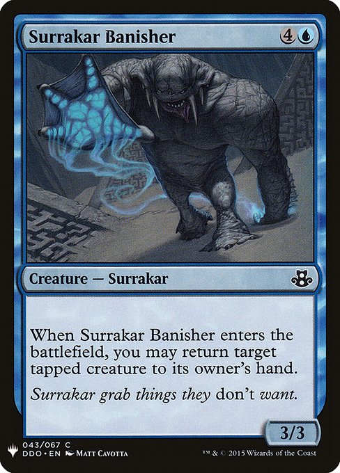Surrakar Banisher